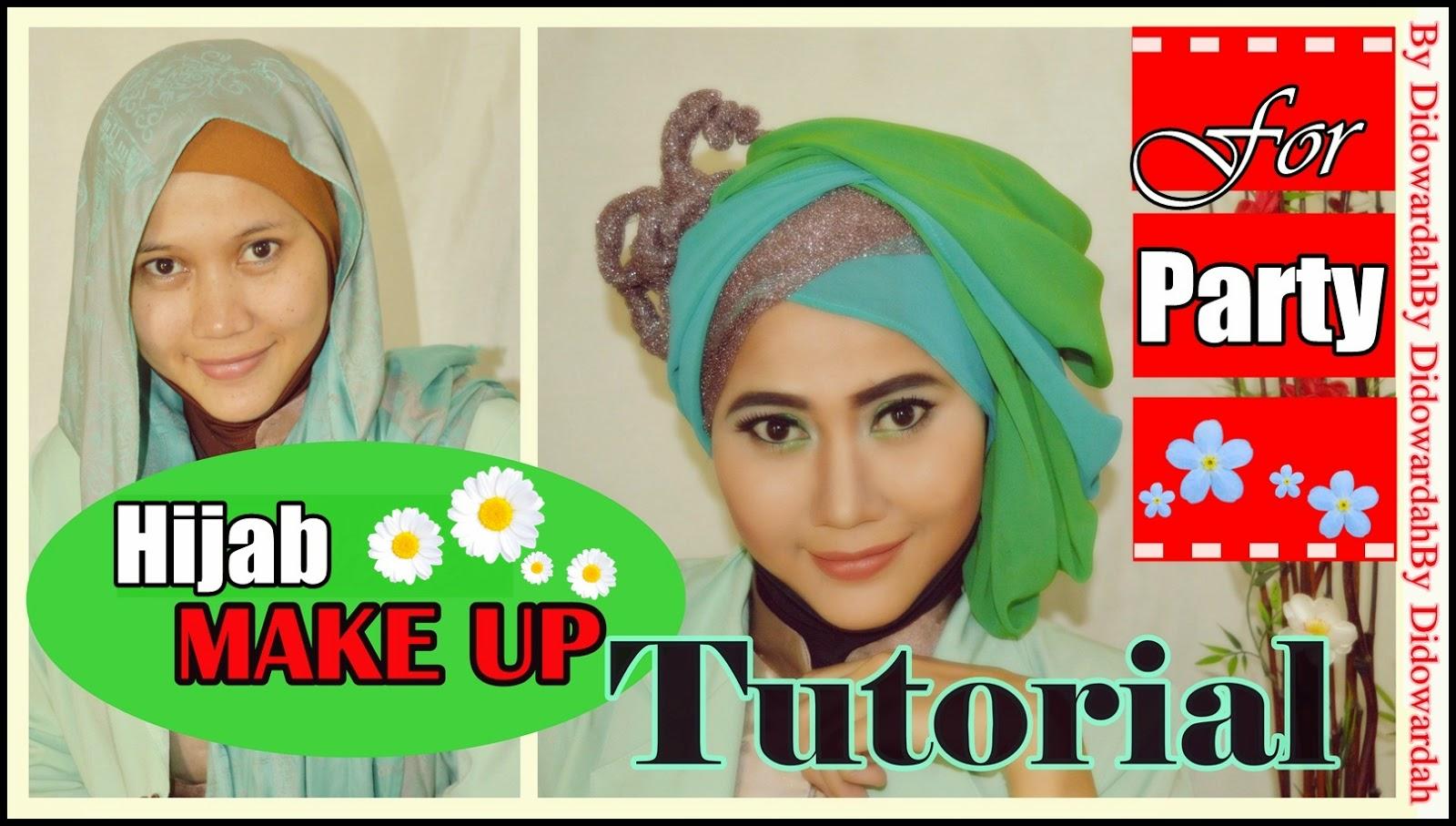 Tutorial Jilbab Untuk Hijaber Indonesia Tutorial Cara Make Up
