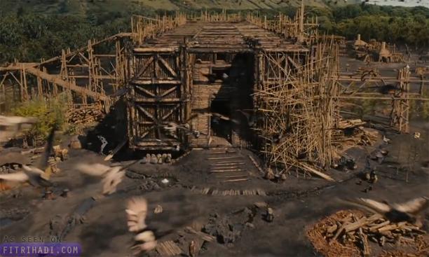 Video Hollywood Bakal Terbitkan Filem Nabi Nuh