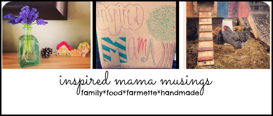 inspired mama musings