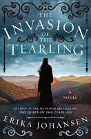 Invasion of the Tearling by Erika Johansen book cover and review