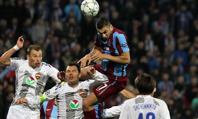 Trabzonspor 0 - 0 CSKA Moscow (2)
