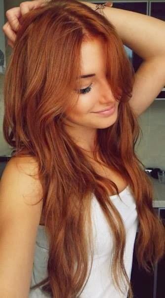 mode coloration rousse cheveux femmes idee couleur cheveux roux 2014
