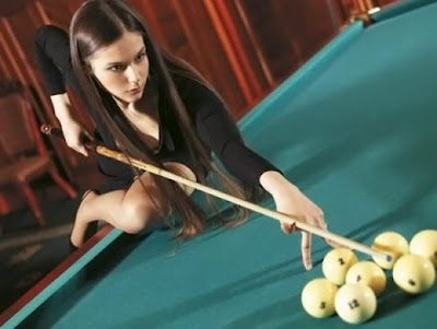 Hottest Billiard Player