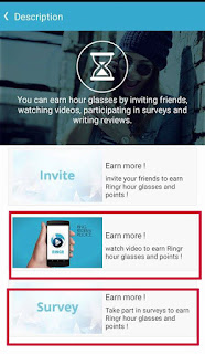 ringr app refer and earn