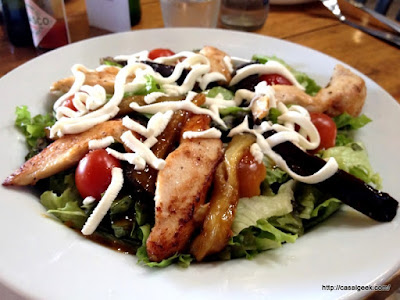 Auguri - Salada de Pollo