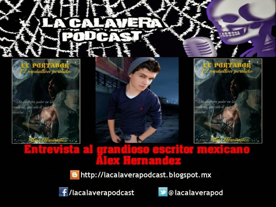 Entrevista al joven talento mexicano Alex Hernandez