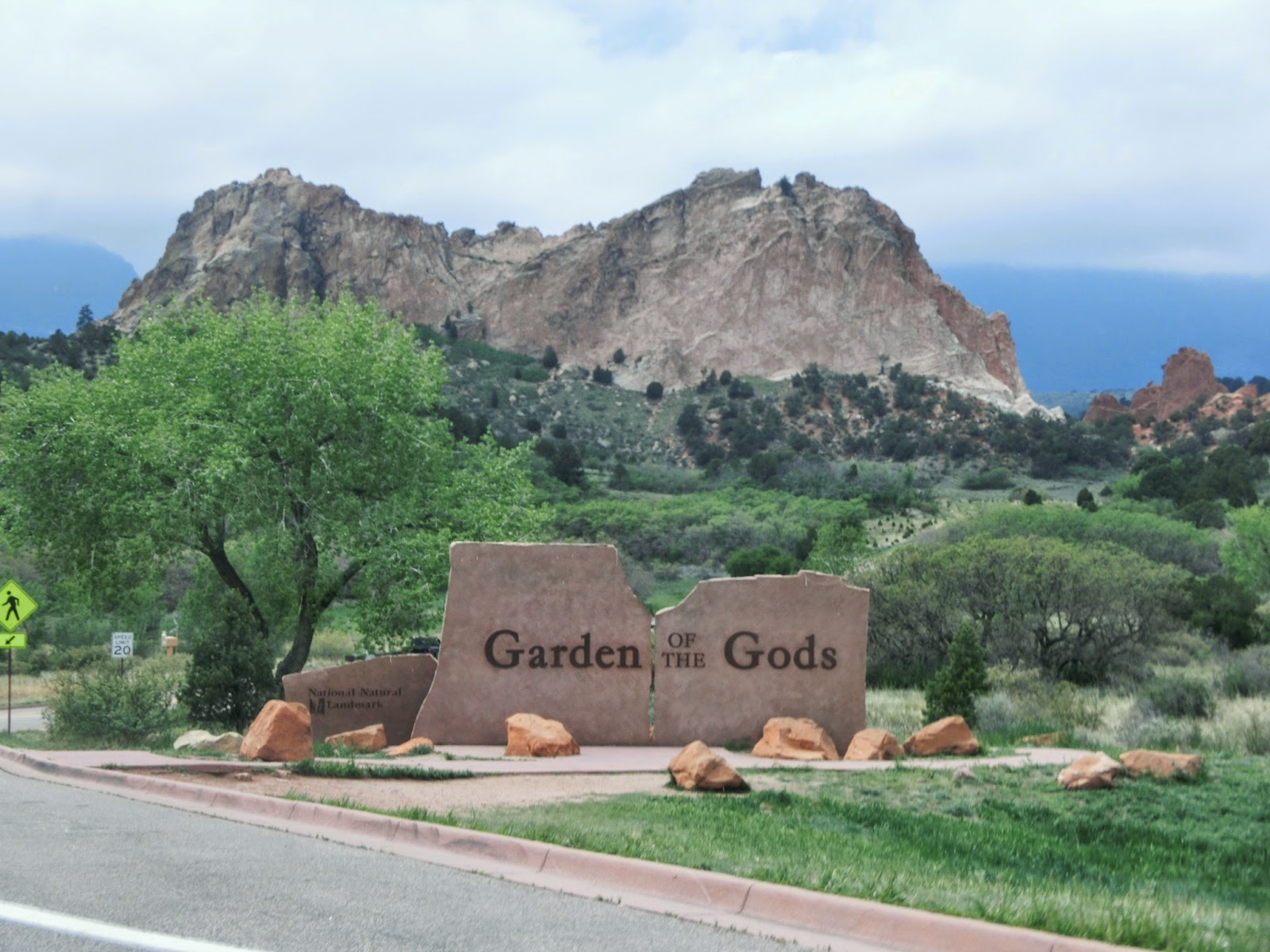 Colorado springs co garden of the gods hike explore this city for Garden of the gods hiking trails