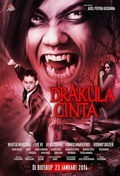 Film Indo Drakula Cinta 2014