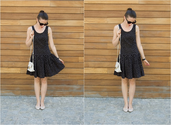 OOTD: Retro dress