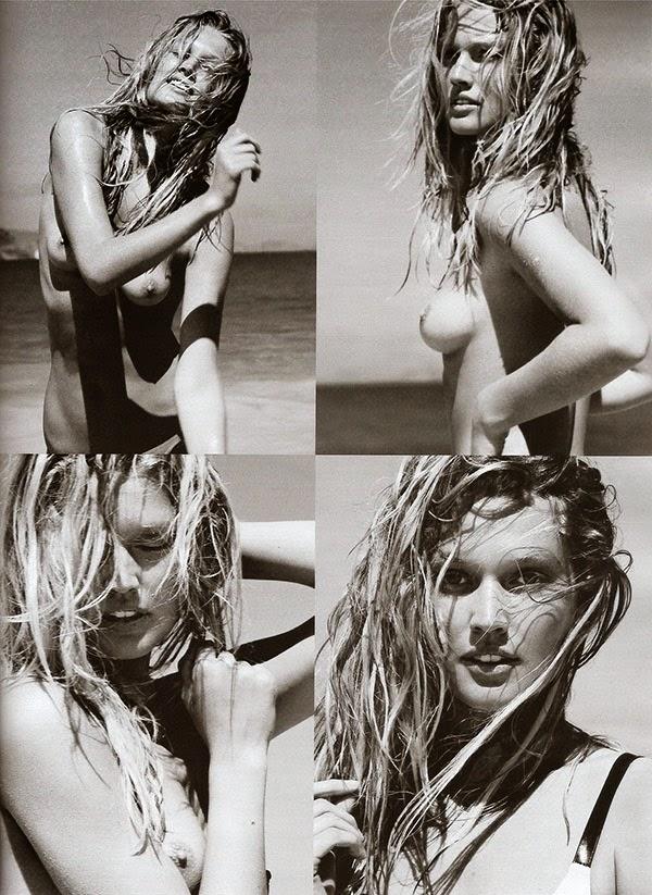 Toni Garrn nude