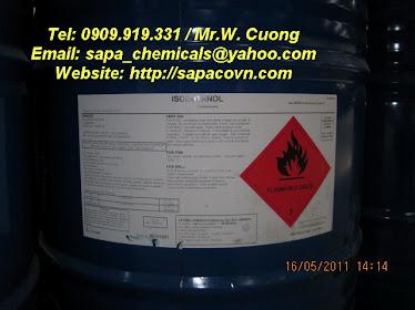 Isobutanol (IBA), isobutyl alcohol