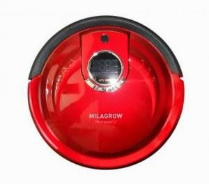Flipkart: Buy Milagrow RedHawk MGRV 01 Robotic Floor Cleaner at Rs.13999 : Buytoearn
