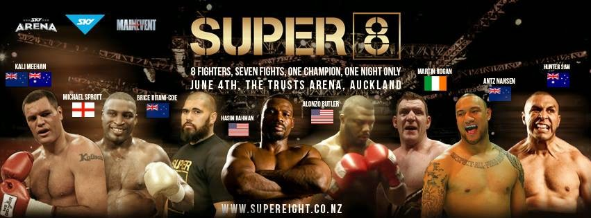 Watch Michael Sprott vs. Martin Rogan live Boxing on June 4 2014