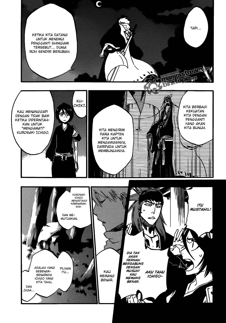 bleach Online 478 manga page 10