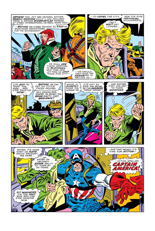 Captain America (1968) Issue #192 #106 - English 7