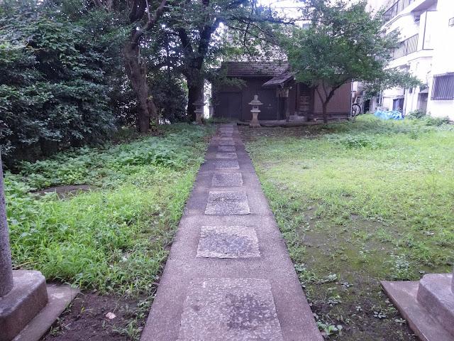 第六天神社,東中野〈著作権フリー無料画像〉Free Stock Photos