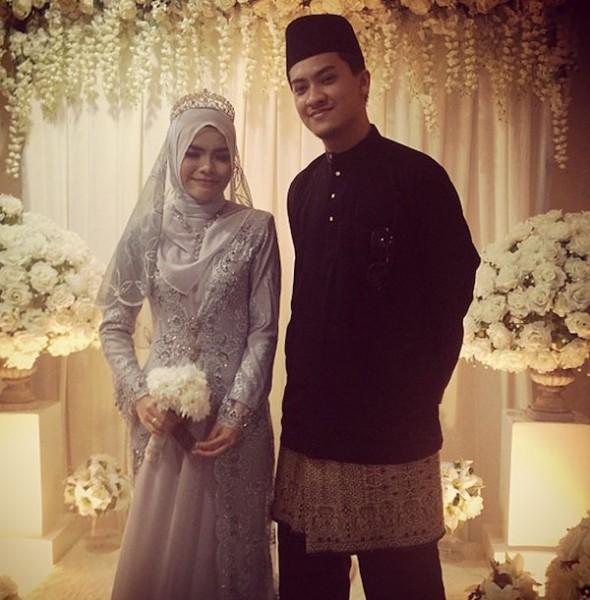 Gambar Majlis Pertunangan Syafiq Yusof Haslam Dan Aiesyah Zainal
