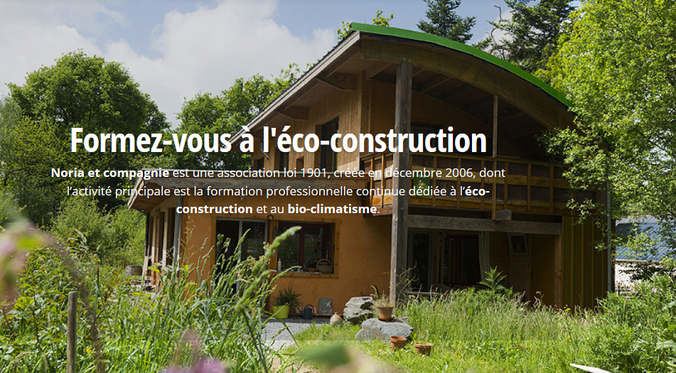 Eco construction bio climatisme for Construction bio
