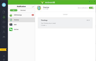 Cara Menyadap HP Android Pasangan dengan AirDroid | andromin