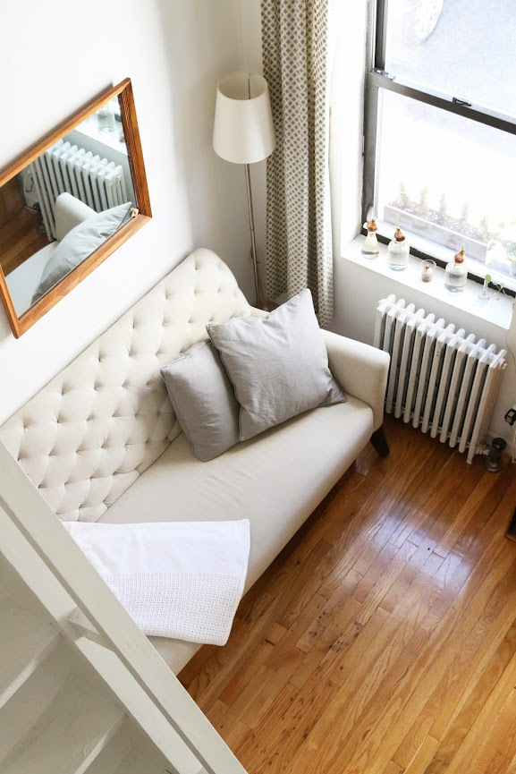 A CUP OF JO: 15 Genius Tips for Living in Small Spaces