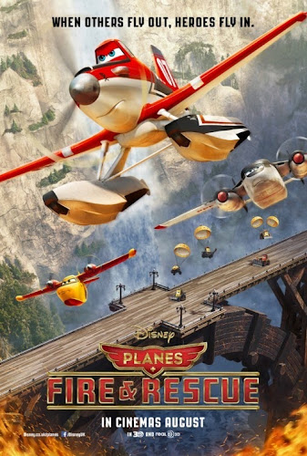 Planes: Fire & Rescue (BRRip 1080p Dual Latino / Ingles) (2014)