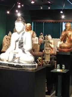 Buddha Pavilion, Wesco Fabrics, Denver
