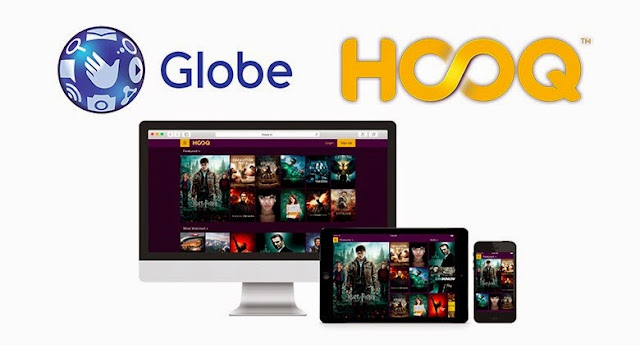 GLOBE Telecom is now with HOOQ | Awesome Partnership