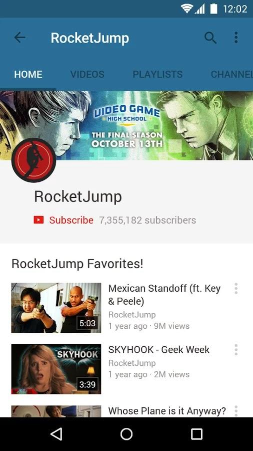 YouTube v10.21.57