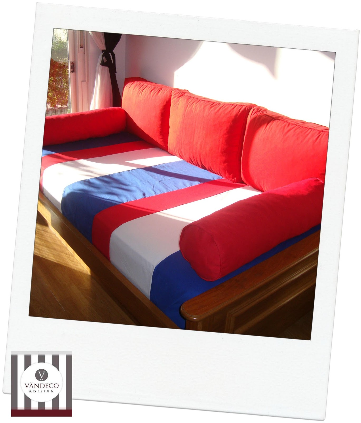 V ndeco design mas ideas de kits para convertir una cama - Cuanto puede costar tapizar un sofa ...