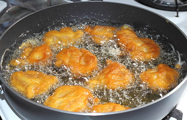 Свинина сладко-кислая по-китайски (咕嚕肉)