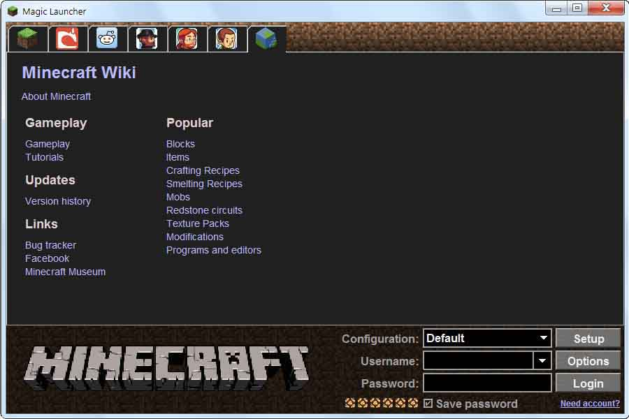 minecraft 1.7 2 cracked launcher download free