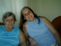 Minha mãe..... Minha estrela