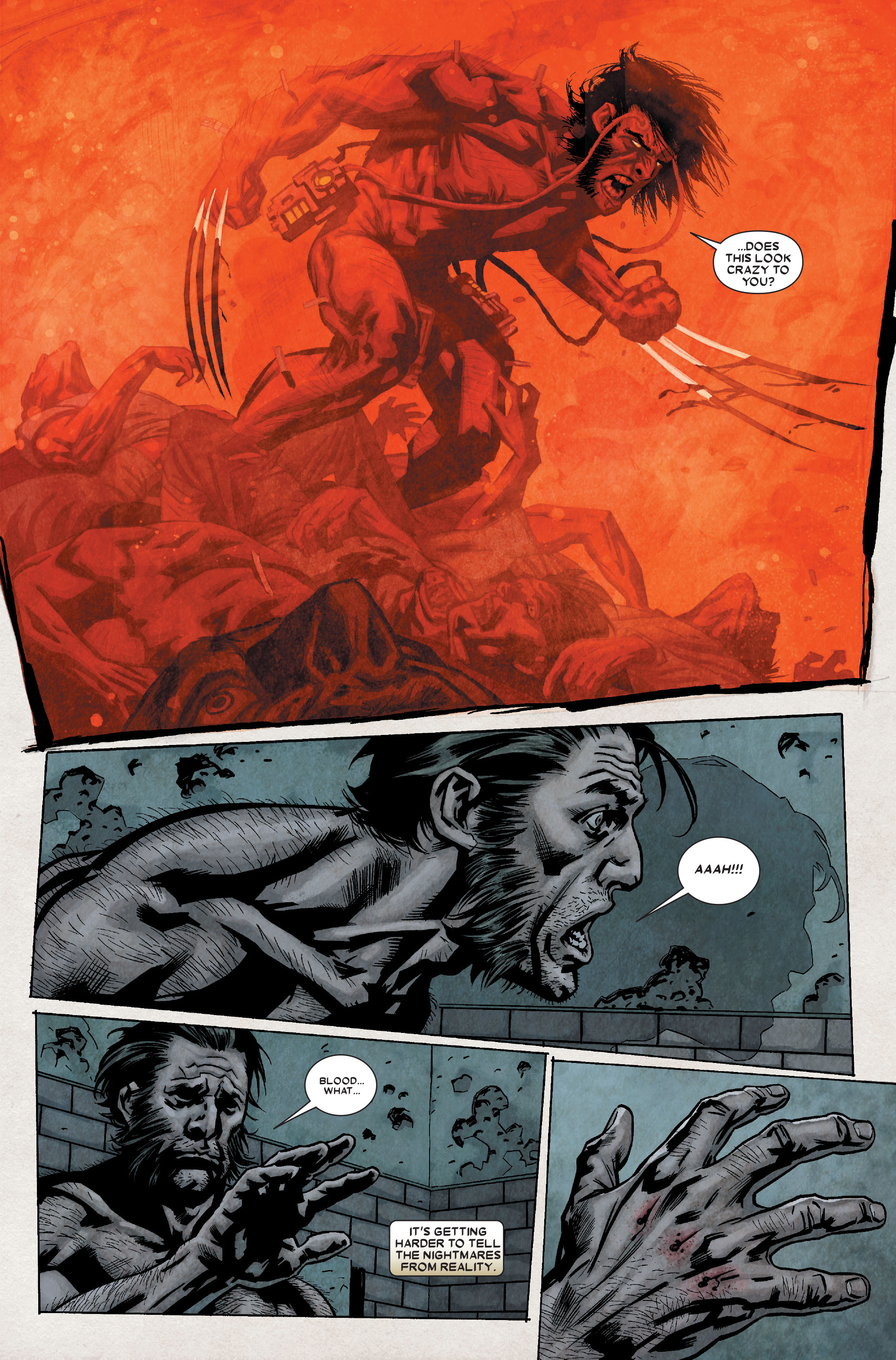 Wolverine: Weapon X #7 #10 - English 9