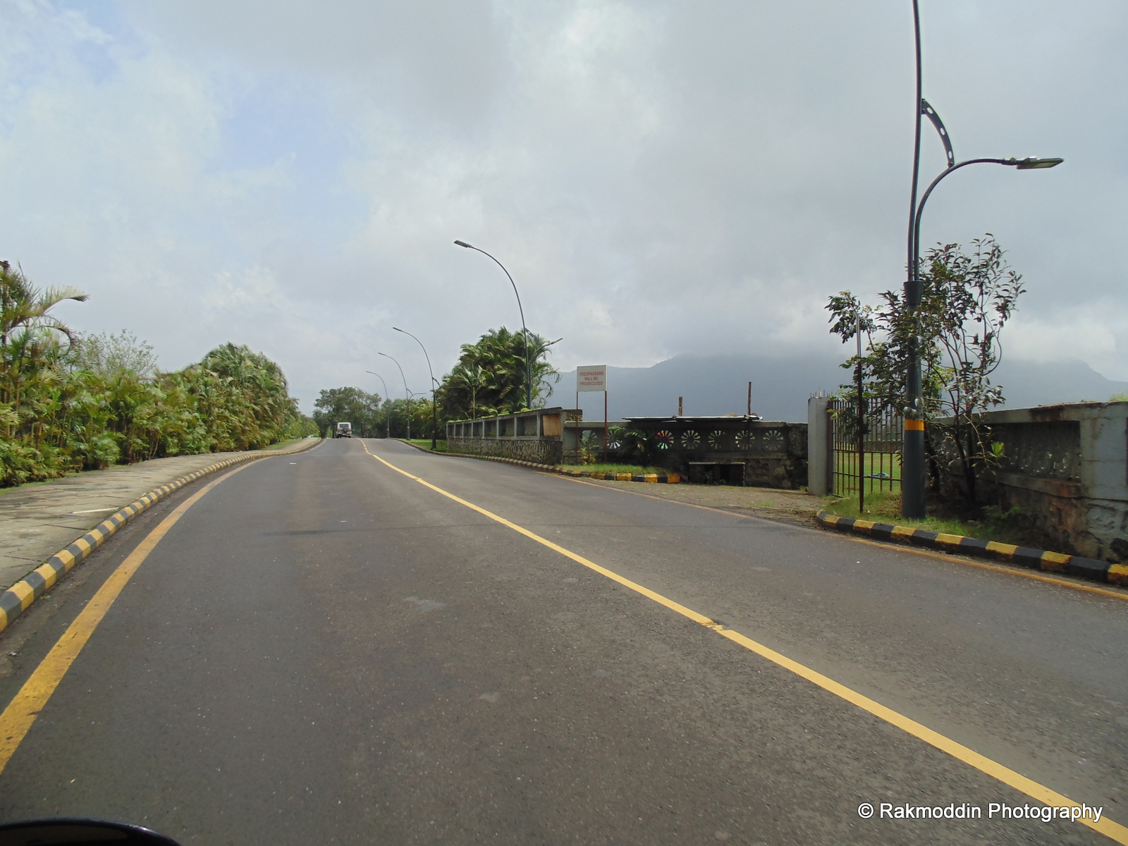 Excellent roads at Aamby valley, lonavala, pune