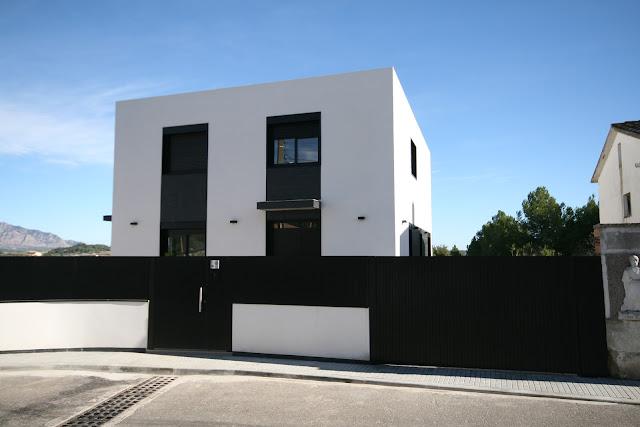 Casa BlocHouse en Masquefa