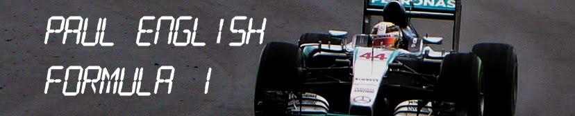 Paul English Formula 1
