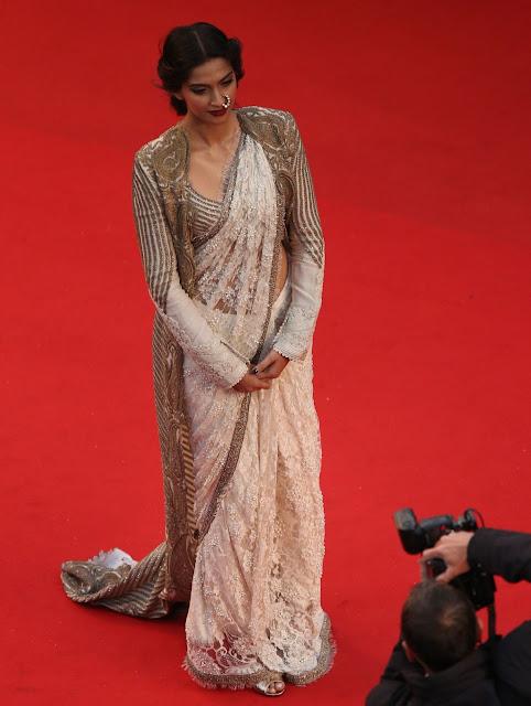 Sonam Kapoor - Cannes 2013