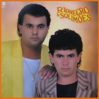 Rio Negro e Solim�es - Samba e Cacha�a Vol.01