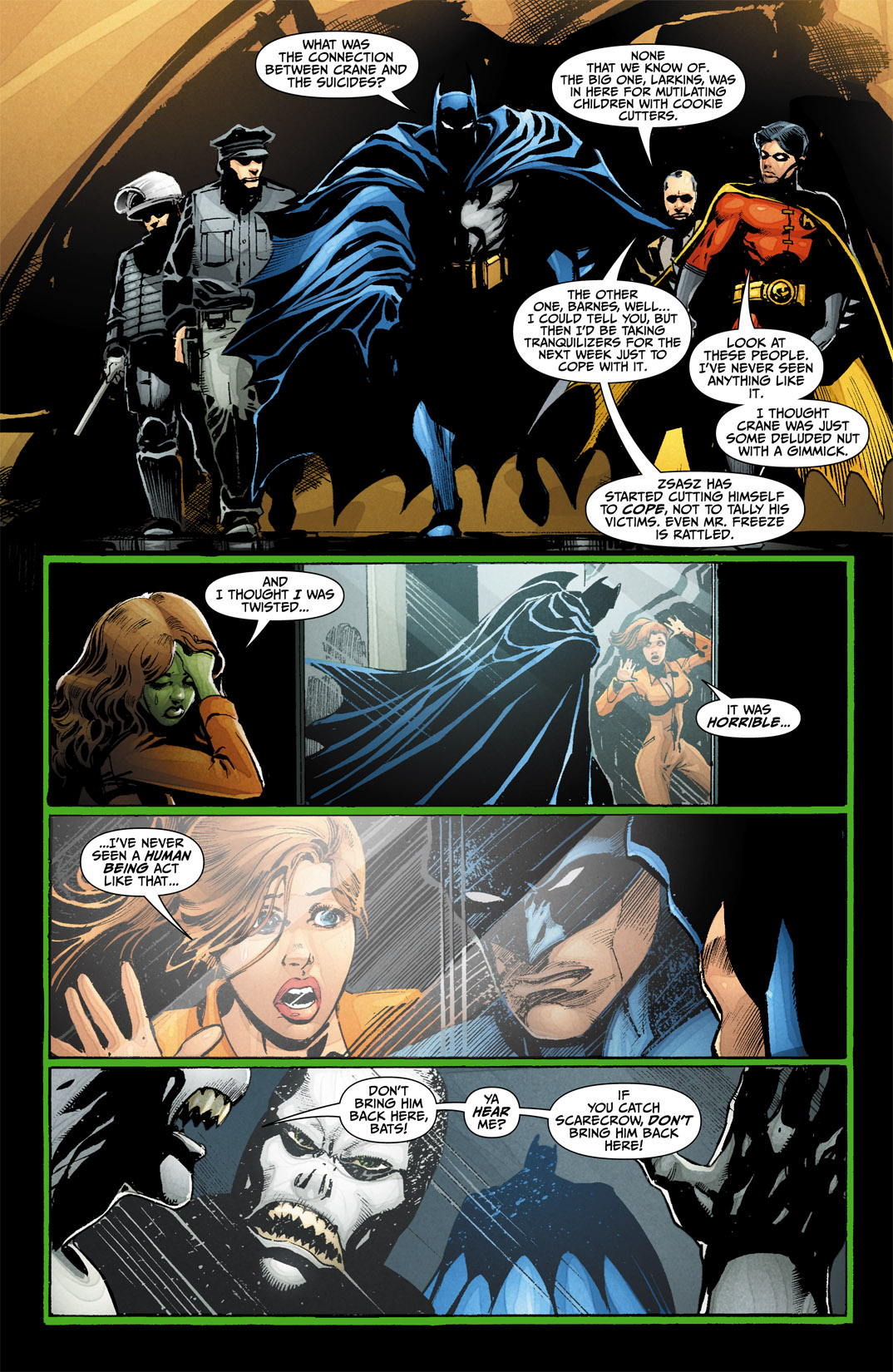 Detective Comics (1937) Issue #835 Page 12
