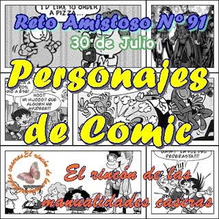 Reto amistoso número 91: cómic
