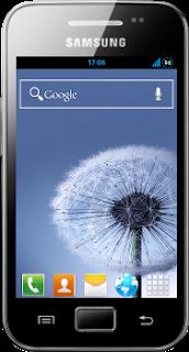 Samsung Galaxy Ace S3 ROM