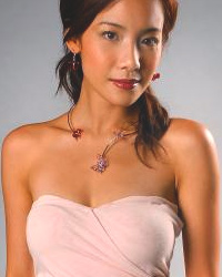 breasts Fiona xie