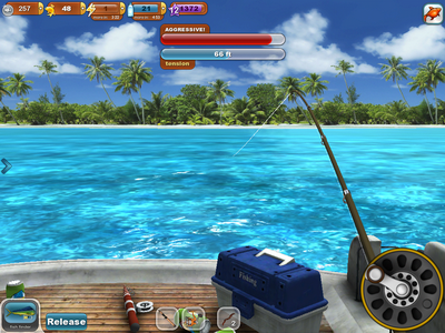 Game Mancing - Fishing Paradise