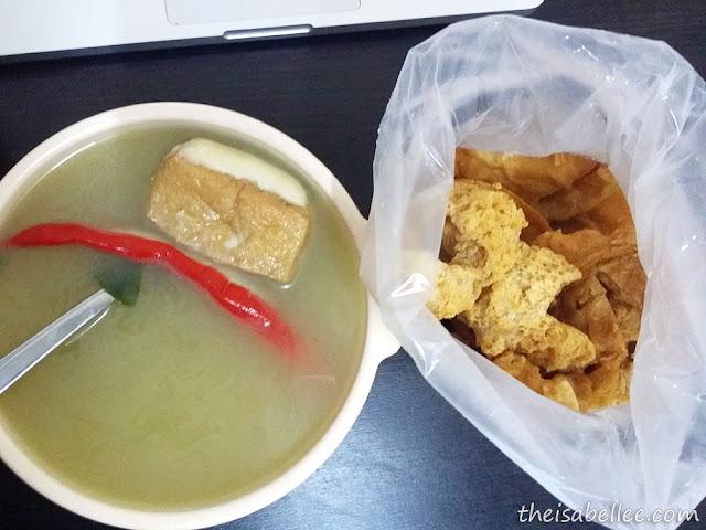 Restoran Yong Tau Fu @ Batu 14 Puchong