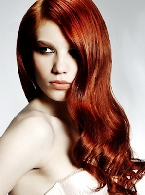 Red Hair Fashion 2011 Red Hair Dye Shades For 2011