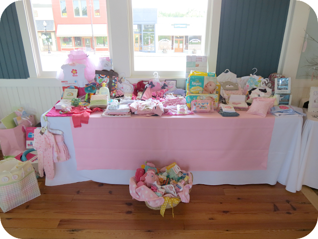 Baby Shower Loot