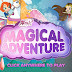 Winx Club Magical Adventure - Novo Jogo