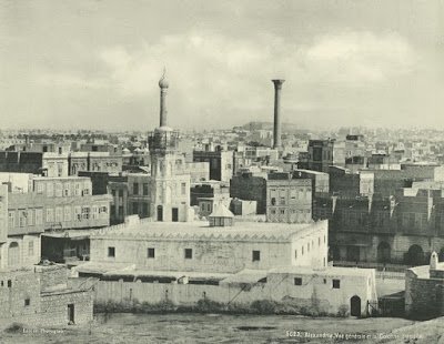 Fotografías de Egipto entre 1870 y 1875