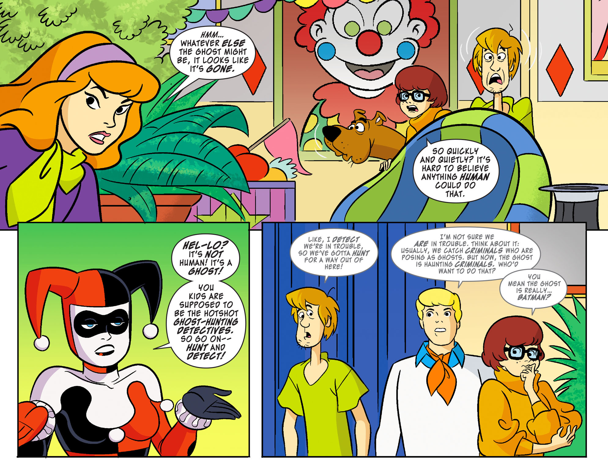 Read online Scooby-Doo! Team-Up comic -  Issue #23 - 15