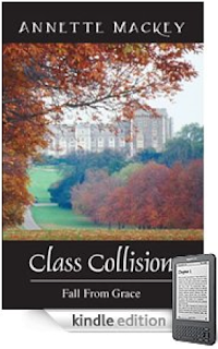 Kidnapped for ransom and left for dead, a child of wealth and privilege begins the journey that will ultimately lead him to greater gifts than he ever imagined in our eBook of the Day, Annette Mackey's Class Collision: Fall From Grace – Here's a free sample!